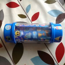 CHILDRENS SMIGGLE WATERPROOF GEOCACHING /TIME CAPSULE IN GOOD  SOUND CONDITION