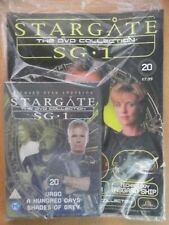 DVD COLLECTION STARGATE SG 1 PART 20 + MAGAZINE - NEW SEALED IN ORIGINAL WRAPPER
