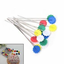 Sewing Accessories 100PCS Flower Pin Sewing Needles Patchworks DIY Quilting Tool