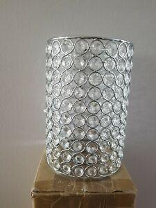 Pendant Light Crystal Chandelier Fixture Hanging Lamp Shade Plug In Lighting
