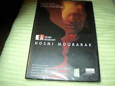 "RARE! DVD NEUF ""A VISAGE DECOUVERT - HOSNI MOUBARAK"" documentaire"