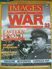 IMAGES OF WAR MAGAZINE No 33 WWII EASTERN FRONT - RED ARMY GAINS GROUND