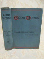 Antique Collectable  Book Of Good Words, By Donald Macleod - 1896