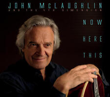 John McLaughlin & The 4th Dimension - Now Here This 180G LP NEW / DENTED JACKET
