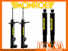 JEEP PATRIOT 4WD WAGON 8/07-ON FRONT & REAR MONROE GAS SHOCK ABSORBER