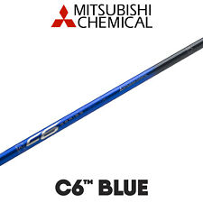 Mitsubishi C6 Blue Wood Shaft