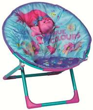 Trolls Childrens Folding Moon Chair