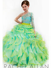 Girl Dresses Ball Gown Princess Party Prom Birthday Wedding Pageant Flower Dance