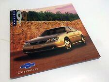 1999 Chevrolet Malibu Brochure
