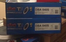 DBA T2 FRONT SLOTTED ROTORS suit HOLDEN VZ 296mm DBA040S