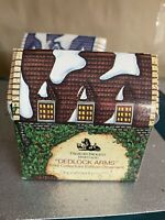 1994 Dickens Heritage Dept 56 Village Dedlock Arms Ornament - New In Box