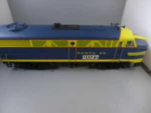 G Scale Aristocraft Sante Fe Freight FA-1 #2027 Diesel 22310