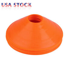 25 Disc Cones Football Soccer Field Marking / Marker Coaching Training Agility