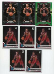 Lot of (8) Darius Garland Rookie Cards Prizm Donruss Optic ABC10287