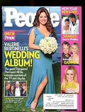 People Magazine January 17 2011 Valerie Bertinelli EX w/ML 011017jhe