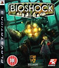 Bioshock Original ps3 Spiel Neu Versiegelt UK PAL Sony Playstation 3 Bio Shock Shok