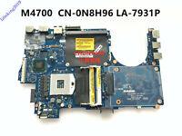 For Dell PRECISION M4700 N8H96 CN-0N8H96 Intel Laptop Motherboard LA-7931P