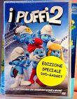 I PUFFI 2 dvd + gadget con Pitufo Cucinero The Smurfs (les Schtroumpfs)