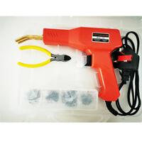 Car Bumper Plastic Welder Hot Stapler Machine Welding Garage Repairing UK Plug