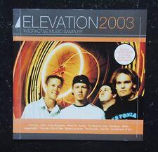 CD - Elevation 2003 (Interactive Music Sampler) - 2003 EL2003