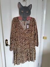 New look leopard dress