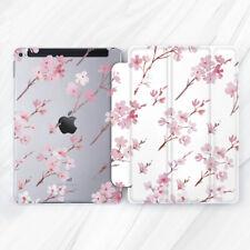 Flower Cherry Blossom Case For iPad Pro 9.7 10.2 10.5 11 12.9 Air Mini 2 3 4 5