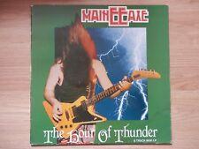 Maineeaxe – Hour Of Thunder LP Heavy Metal Iron Maiden Tokyo Blade  Anvil Saxon