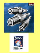 NEW BOSCH DOUBLE PLATINUM SPARK PLUG FORD FPV F6 BA BF 4.0 DOHC TERRITORY TURBO