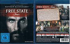 FREE STATE OF JONES --- Blu-ray --- Matthew McConaughey --- Spätwestern -- Uncut