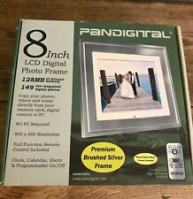 Pandigital 8 inch LCD Digital Photo Frame