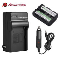 NP-FM500H Battery & Charger for Sony Alpha A350 A850 A900 A550 A500 A700 A450 US