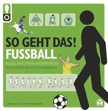 Bücher über Fußballsport mit Lehrbücher- & Theorie-Thema im Taschenbuch-Format