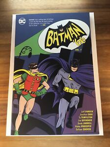 Batman '66 #1 TPB ( DC Comics 2014)