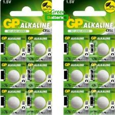 12 x GP LR44 1.5V Batteries A76  LR 44 AG13 357 L1154