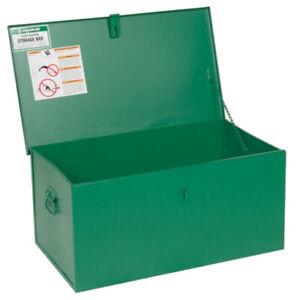 """GREENLEE 1531 WELDER'S STORAGE BOX 15"""" X 31"""" X 18"""""""