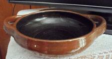 Unboxed Earthenware 1960-1979 Art Pottery Bowls