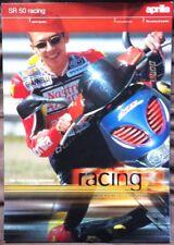 APRILIA  SR 50 RACING MOTORCYCLE SALES BROCHURE C1999