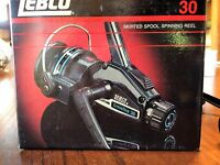 Zebco Crossfire 30 Spinning Reel (vintage ) NIB