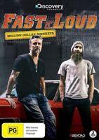 Fast N' Loud - Million Dollar Monkeys (DVD, 2017, 3-Disc Set) - Region 4