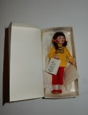 "Artist doll ""Erin"" by Lauren Welker New from the 90s"