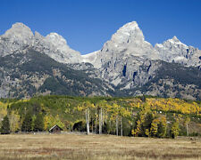 Grand Teton National Park in Wyoming Photo Print