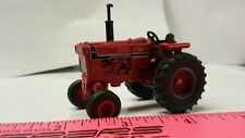 1/64 ERTL custom ih international open station 966 black stripe tractor farm toy