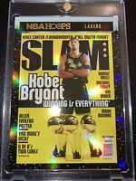2020-21 NBA Hoops Kobe Bryant Gold Foil Holo SLAM Los Angeles Lakers Black Mamba