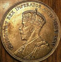 1935 CANADA SILVER DOLLAR COIN - Fantastic example!