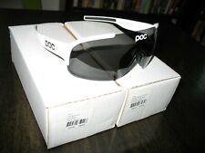 POC Crave Sunglasses - New- Hydrogen White -Grey Zeiss lens