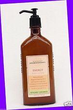 1 Bath & Body Works Aromatherapy ENERGY BERGAMOT CORIANDER Body Hand Lotion
