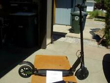 E-Twow S2 Booster Electric Scooter Black Zoom + Charger Used Decent + Issue