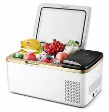 Portable Car Refrigerator 12V & 120V Mini Fridge 19Qt, Super Cold, 0F/-18C Ice