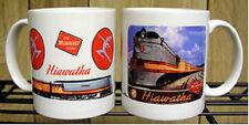 MILWAUKEE RAILROAD COFFEE MUG / Hiawatha / Collectible / Train Art / Kitchen