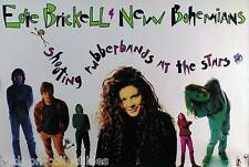 Edie Brickell & New Bohemians 1988 Shooting Rubberbands Original Poster